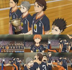 Im so proud of Karasuno | Haikyuu!!