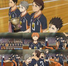 Im so proud of Karasuno | Haikyuu!!