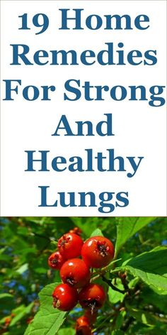19 Quality Home Remedies For Strong And Healthy Lungs image ideas from Health Remedies Tips Holistic Remedies, Health Remedies, Home Remedies, Asthma Remedies, Lung Cleanse, Lung Detox, Cleanse Diet, Detoxification Diet, Natural Cleanse