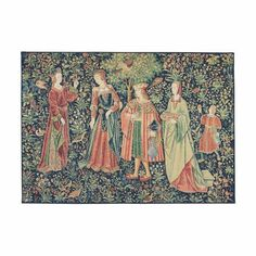 Doll House Tapestry effect Picture Hanging Miniature scale Woven Wall Hanging, Tapestry Wall Hanging, Tapestry Online, Bayeux Tapestry, English Heritage, Tapestry Weaving, Rugs On Carpet, Embroidery, Pictures