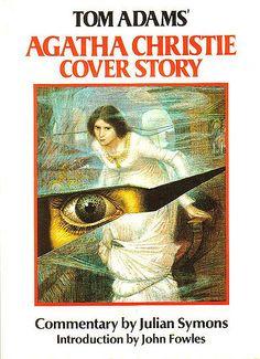 Original Agatha Christie Book Covers   Tom Adams' Agatha Christie Cover Story   Cover art by Tom Ad ...