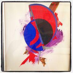 budd hopkins #abstractexpressionism
