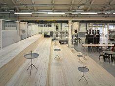 DSM office by Studio Niels and BroekBakema - News - Frameweb