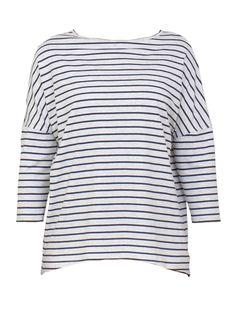 Mela Purdie - Short Sleeve Sweater