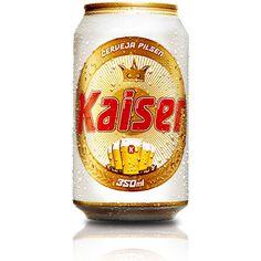 Cerveja Kaiser Pilsen