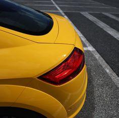 #audi #auditt #cool #yellow #nice #amazing #awesome #photography #photooftheday #photo #follow4follow #f4f