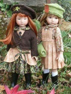 Beautiful. Dolls