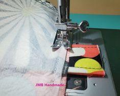 How to Make a Simple Tote Bag - JMB Handmade Diy Bags Patterns, Sewing Patterns, Handbag Patterns, Patchwork Patterns, Dress Patterns, Quilt Patterns, Easy Tote Bag Pattern Free, Tote Pattern, Diy Fabric Purses