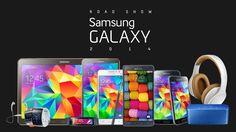 Samsung - Galaxy Road Show