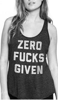 zero tank - I really want this