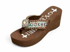 de354b6d347e51 Gypsy soul flip flops love! Bling Sandals
