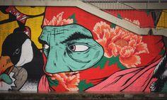 A arte criativa e versátil do coletivo israelense Broken Fingaz