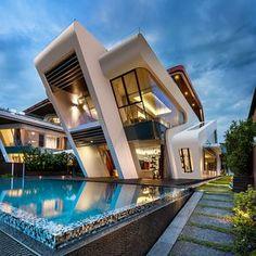 Top 10 Most Beautiful Houses 2017 | Amazing Architecture Magazine ...