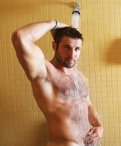 Exclusive: See Ben Cohen's first-ever centerfold in his 2015 calendar - Outsports