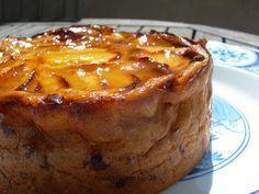 FOOD & CAKES: Tarta flan de manzana (Thermomix)