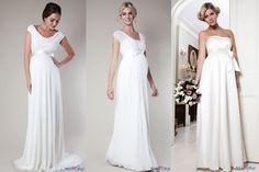 suknie ślubne dla ciężarnych - Szukaj w Google