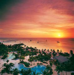 Stunning Pools Around the World | Hilton Aruba Caribbean Resort & Casino