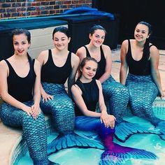 Today we were mermaids  @finfunmermaid : @sapphireofficial