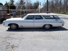 Chevy, Chevrolet, Station Wagon, Bel Air, Impala, Car, Automobile, Autos, Impalas
