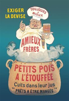 Amieux Freres Petis Pois http://www.walls360.com/food-and-drink-wall-graphics-s/1907.htm