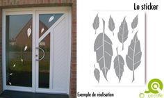 effet grave feuilles