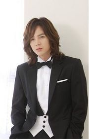 "Jang Geun Suk- I like the most his Krdrama entitled, ""His Beautiful"", ""Love Rain'"