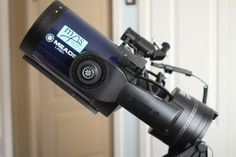 Meade LX-90 Telescope Equatorial Mount - 2 - Above Us Only Sky.....