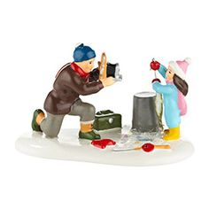 "Department 56: Products - ""Loon Lake Champion"" - Snow Village"