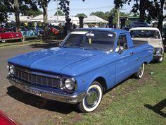 1965 Ford XP Falcon Ute (Australia)