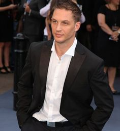 Tom Hardy, l'acteur sexy 2012