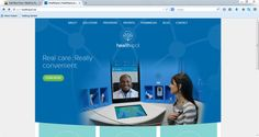 """""""HealthSpot users connect with a physician online and tend to play an active role in the exam by using one of a handful of electronic medical devices such as a thermometer, stethoscope, an otoscope to get a better view of an ear and a dermascope to get a better view of a rash or skin problem."""" MedCity News"""