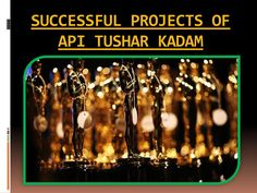 Successful projects of api tushar kadam  Tushar Kadam launched various successful projects in the framework of his activities as graphic designer, photograph, and film maker. One of his projects is aimed for women and is supported by the Chrysley Foundation. It is a media and art project that celebrates Indian culture at the beginning of the twentieth century through film, photography, dance, theatre, and music. This project is the fruit of Tushar's deep experience that is a major…