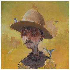 Yellow Day - Graham Franciose