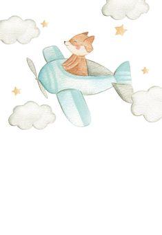 Tiny pilot - Invitaci n Para Baby Shower Gratis Greetings Island Scrapbooking Image, Dibujos Baby Shower, Baby Shower Greetings, Free Baby Shower Invitations, Baby Posters, Baby Shower Invitaciones, Baby Illustration, Baby Mobile, Baby Album