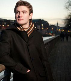 Emmet Cahill =))) Adorable Irish man who knows how to sing!! Totally makes me happy!