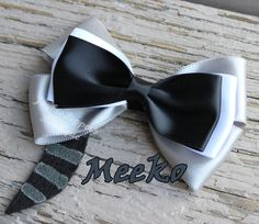 Meeko Hair bow Disney Pocahontas hair clip girls hairbows Indian princess cute toddler pretty