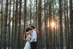 Brautpaarfotos im Spreewald • Steph & Thomas - Paul liebt Paula   Hochzeitsfotograf Berlin