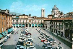 BRESCIA - Parcheggio in Piazza Loggia – 1965