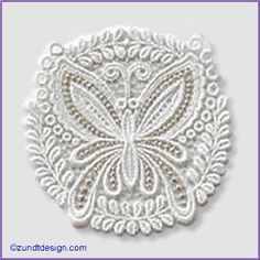 Lace Motif: Zundt Design, Ltd.