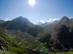 Passo Stelvio Italy | Stilfser Joch by Nicola Bormolini on 500px