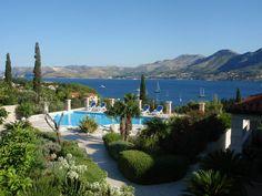 Adorable Sea View Villa with Swimming Pool near Dubrovnik - villascroatia.net