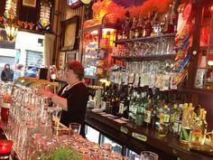 cafe van beeren in Amsterdam, Noord-Holland