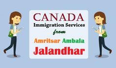 Are You Looking for the Affordable #CanadaImmigration from #Jalandhar ?  #Business #Immigration