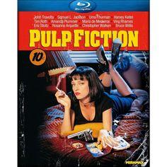 Pulp Fiction (Blu-ray), Movies