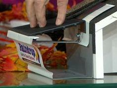 Lou Manfredini talks about Raindrop Gutter Guards with Kathie Lee and Hoda on the Today Show.