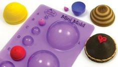 Quilling Mini Mold - highly recommend this. I use it for just about all of my 3D Quilling.