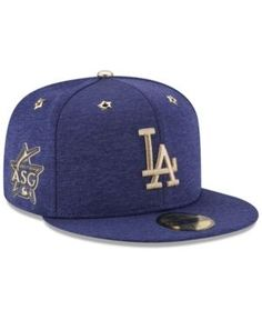 New Era Boys  Los Angeles Dodgers 2017 All Star Game Patch 59FIFTY Fitted  Cap - ebc6597c61b