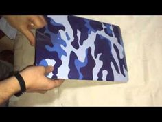 Macbook Pro Camouflage Protective Case | Dan Unboxing