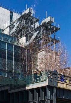 Whitney Museum of American Art | New York City | Renzo Piano Workshop | Photo © Jeff Goldberg/Esto