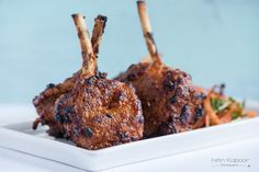 Spiced Tandoori Lamb Chops